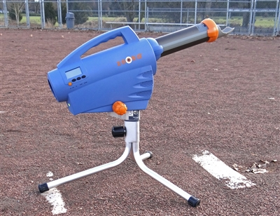 ZS740 Pitching Machine with Short Tripod
