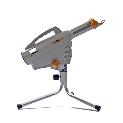 ZS720 Pitching Machine with Short Tripod