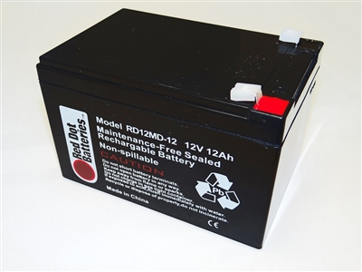 Replacement Internal Battery, RD